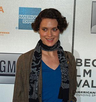 Shalom Harlow - Shalom Harlow in 2007
