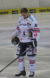 Shawn Lalonde Canadian ice hockey player