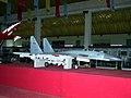 Shenyang J-11 Model (36902204792).jpg