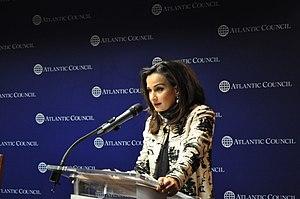 Sherry Rehman - Image: Sherry Rehman 1