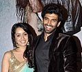 Shraddha Kapoor at audio release of Aashiqui 2 at Sudeep studios (6).jpg