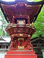 Shrine ornament on the Mt.Kumotori, Japan.jpg