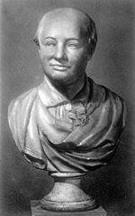 Popiersie Michała Łomonosowa