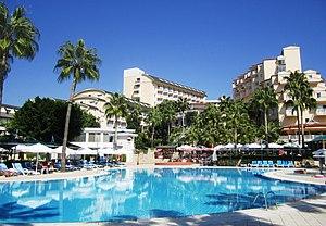 Trendy Hotel Aspendos Beach Side