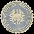 Siegelmarke K.Pr. Standesamt Schweighausen Kreis Unterlahn W0345914.jpg