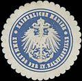 Siegelmarke K. Marine Kommando der IV. Halbflottille W0357588.jpg