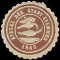 Siegelmarke Siegel der Stadt Kremmen W0391237.jpg