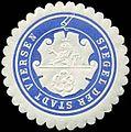 Siegelmarke Siegel der Stadt Viersen W0260259.jpg