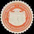 Siegelmarke Sigill-Archieppi-Gnesn et Posnaniensis Floriani Oksza Stablewski W0369146.jpg