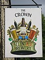 Sign for The Crown - geograph.org.uk - 911381.jpg