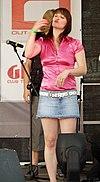 Sign language interpreter - CSD 2006 Cologne 5.jpg