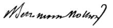 Signature Moritz August von Bethmann-Hollweg.PNG