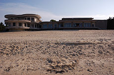 Sijungho Rest House. Wŏnsan Beach, North Korea.jpg