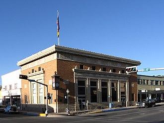 Silver City, New Mexico - City Hall