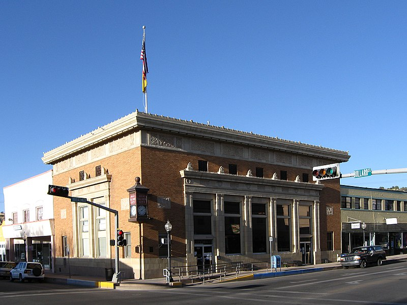 File:Silver City New Mexico City Hall.jpg