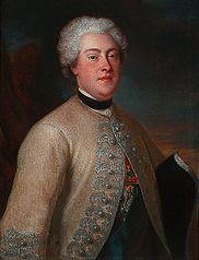 Portrait of Frederick Augustus of Saxony (1696-1763).