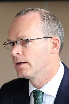 Simon Coveney, Minister of Defence (cropped).jpg