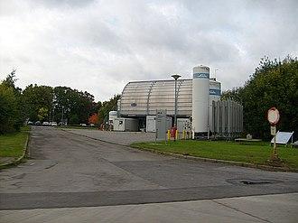 Forschungszentrum Jülich - SAPHIR