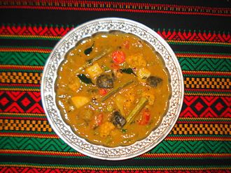 Sindhi cuisine - Sindhi Kadhi