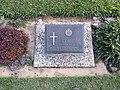 Single gravestone view in Chittagong war cemetery.jpg