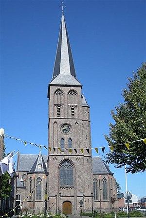 Workum - Image: Sint Werenfridus kerk Workum 06