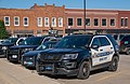 Sioux City Police Department Squad Cars, Iowa (43117156000).jpg