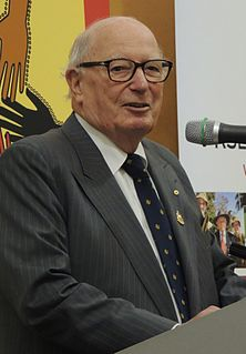 Eric Neal Governor of South Australia (1996-2001)