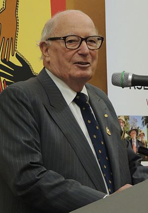 Flinders University - Sir Eric Neal, Chancellor of Flinders University (2002-2010)