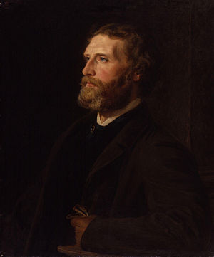 1900 in Ireland - Image: Sir Frederic William Burton by Henry Tanworth Wells