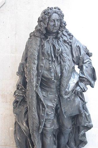 John Cass - Sir John Cass by Roubiliac, Guildhall, London