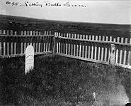 Sitting Bull's grave