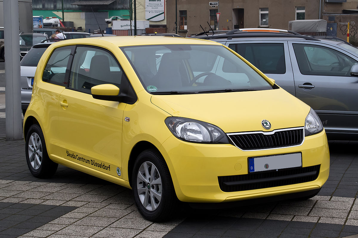 Skoda Citigo Wikipedie