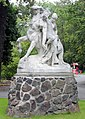 Skulptur Hardenbergplatz 8 (Tierg) Centauer und Nymphe&Reinhold Begas&1901.jpg
