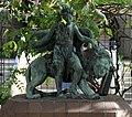Skulptur Wolliner Str 33 (Gesbr) Vier Evangelisten&Georg Wrba&1906.jpg
