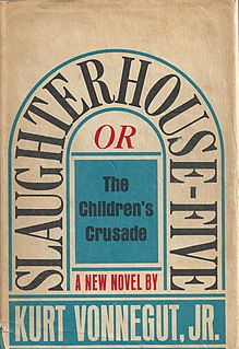 <i>Slaughterhouse-Five</i> 1969 novel by Kurt Vonnegut