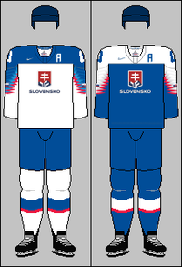 Slovakia national ice hockey team jerseys 2019 IHWC.png