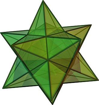 Three-dimensional space - Image: Small Stellated Dodecahedron