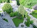 Smolenice Castle Garden.jpg