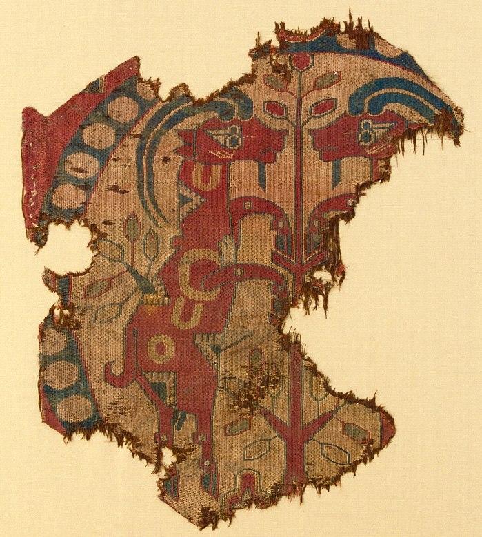 Sogdian-fragment-ca. 700 AD