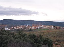 Skyline of Sojuela