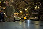 Soldiers, airmen compete in 'Minute to Win It' game 131126-F-VU439-094.jpg