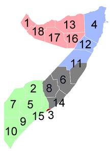 Somalia-Suddivisioni storiche e amministrative-Somalia-regions-states 2