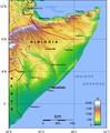 Somalia Map in Greek.PNG