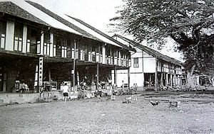 Song District, Sarawak - Song Sarawak (Borneo) in 1960s