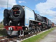 South African Railways 25NC Class No 3405 B