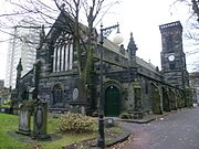 South Leith Parish Kirk