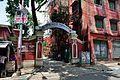 Southern Entrance - Jorasanko Thakur Bari - Madan Chatterjee Lane - Kolkata 2015-08-04 1771.JPG