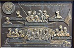 Space Mirror Memorial - Kennedy Space Center - Cape Canaveral, Florida - DSC02474.jpg