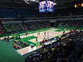 Spain vs Croatia, Olympic basketball tournament, Carioca Arena 1, Rio de Janeiro, Brazil (28773487051).jpg