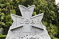 Spanish-American War Nurses Memorial - closeup top - Arlington National Cemetery - 2011.JPG